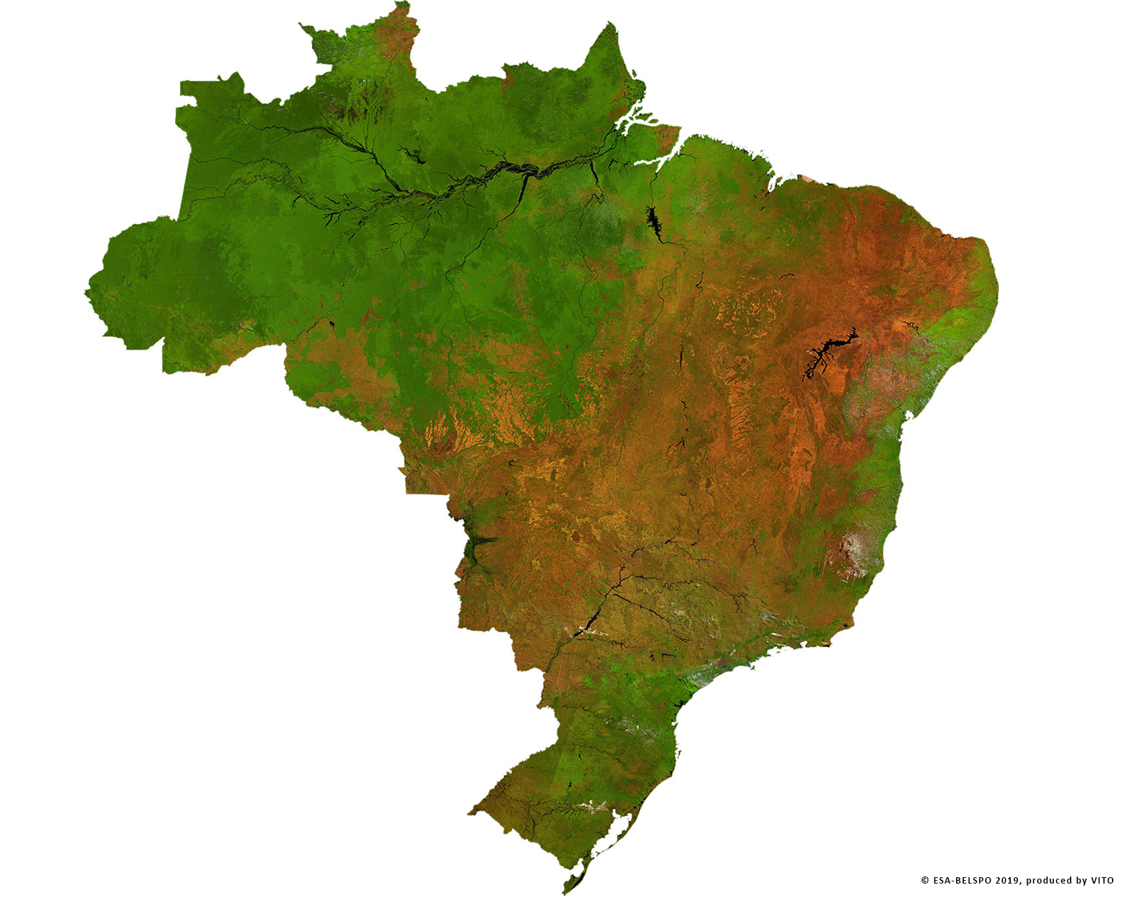 Brazil's Country Overshoot Day