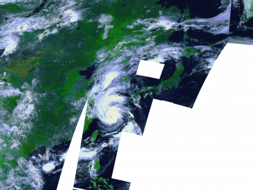 Tropical storm Lingling, Pacific